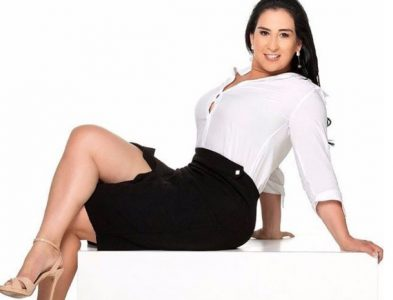 Fabiola Gadelha Jornalista e Apresentadora