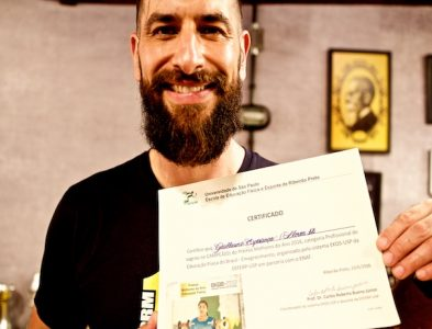 Giuliano Esperanca Personal Trainer
